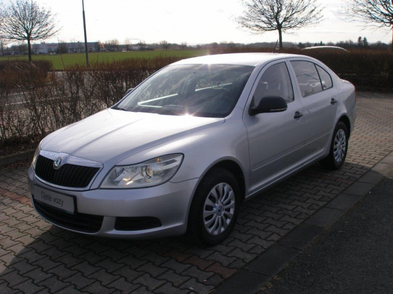 Aukce automobilu Škoda Octavia 1.6TDI, rok 2012
