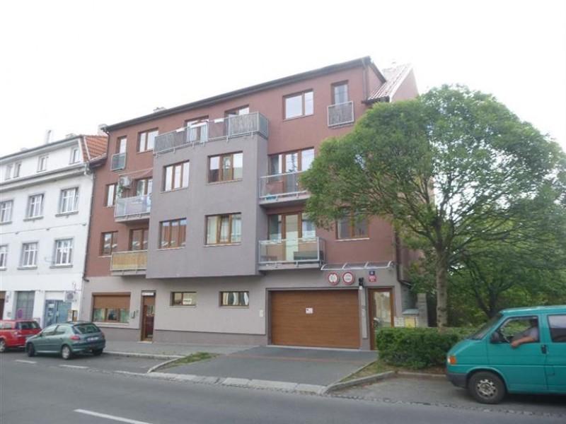 Dražba bytu 3+kk v Praze
