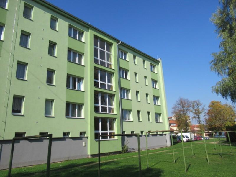 Dražba bytu 3+1 v ul. Antala Staška - České Budějovice