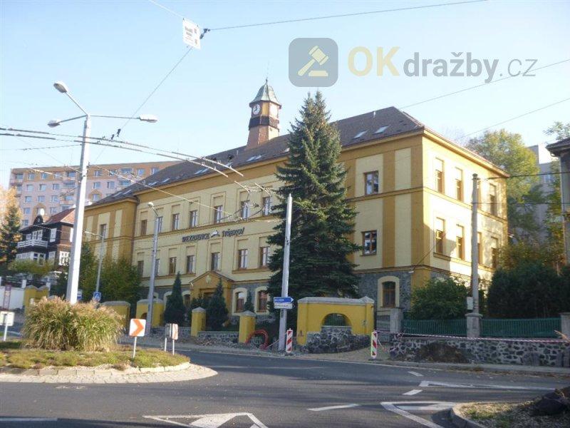 Dražba bytu 3+kk v Ústí nad Labem