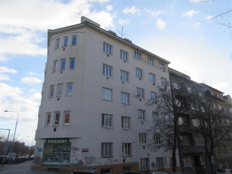 Dražba bytu 1+1 - Praha, Vršovice