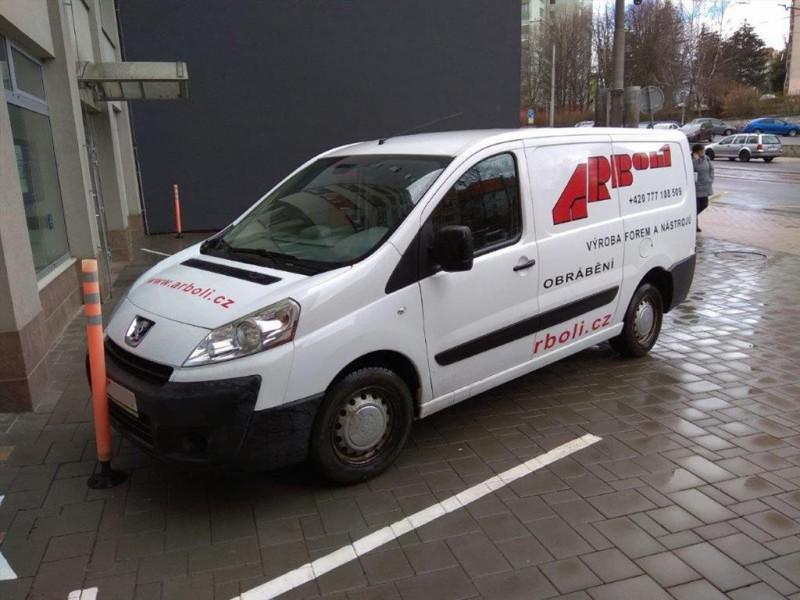 Dražba automobilu Peugeot Expert