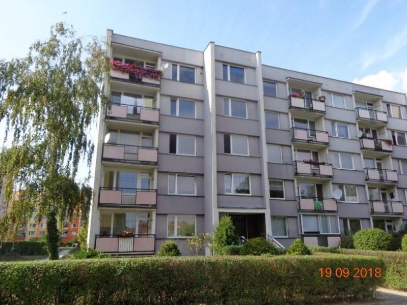 Dražba bytu 2+1 v Roudnici nad Labem