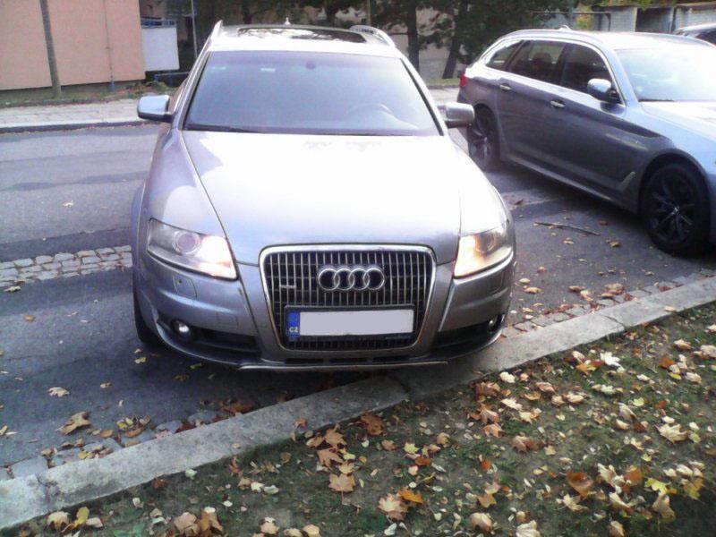 Dražba automobilu Audi A6 Allroad 4x4