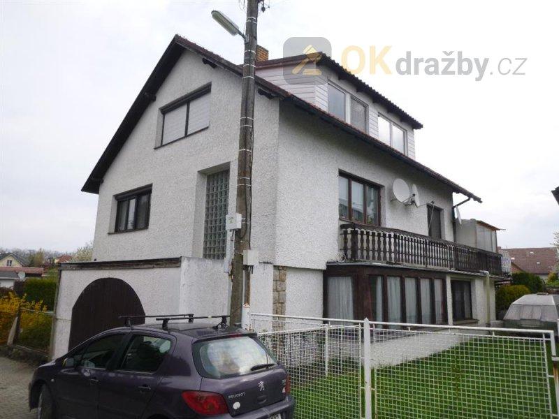 Dražba rodinného domu v obci Dolní Břežany, okr. Praha-západ