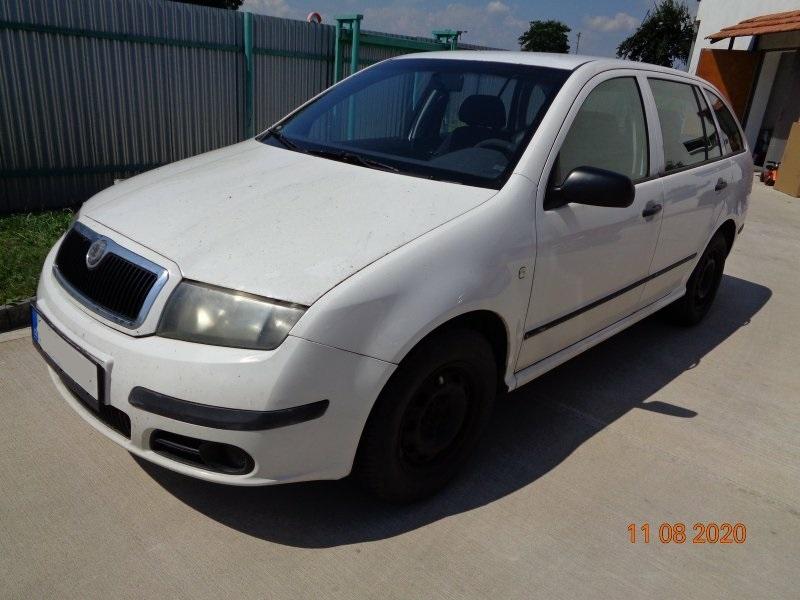 Dražba automobilu Škoda Fabia 6Y