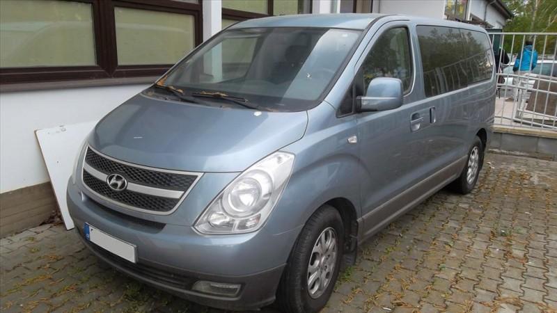 Dražba automobilu Hyundai H-1