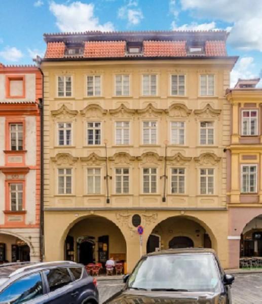 Dražba bytu 1+kk, Praha - Malá Strana, 234,60m2