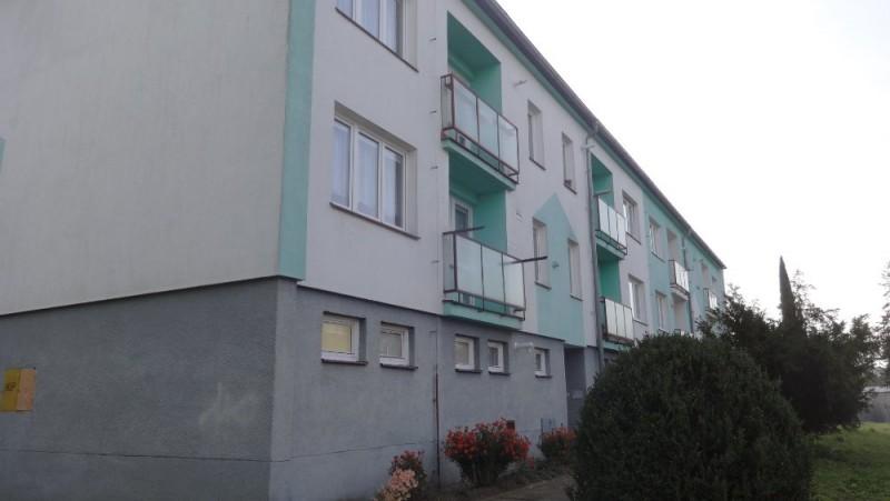 Dražba bytu 4+1 a garáže v Jindřichově Hradci