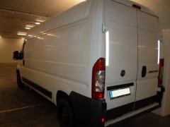 Dražba dodávky Fiat DUCATO 2.3 JTD