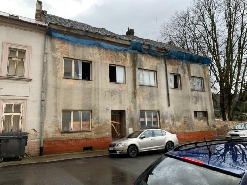 Rodinný dům, včetně pozemků, podíl 3/4, k.ú. a obec Trmice, okres Ústí nad Labem