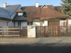 Dražba rodinného domu v Průhonicích
