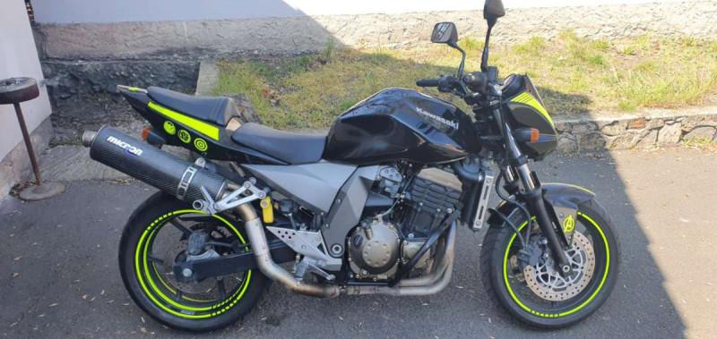 Prodej motocyklu Kawasaki nejvyšší nabídce