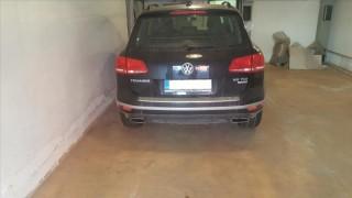 Dražba automobilu Volkswagen Touareg V6 TDI