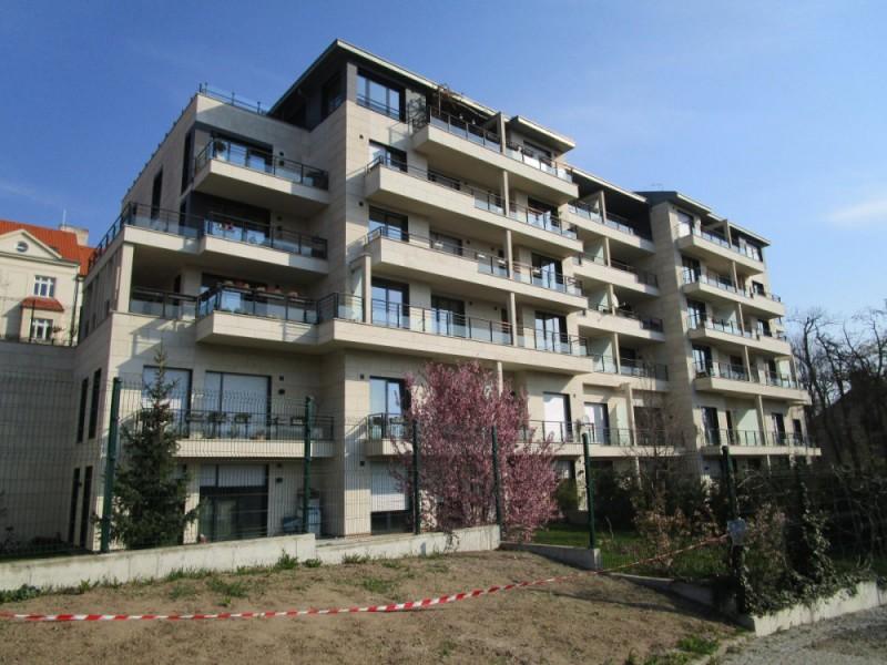 Dražba bytu - Praha Břevnov (225,4 m2)