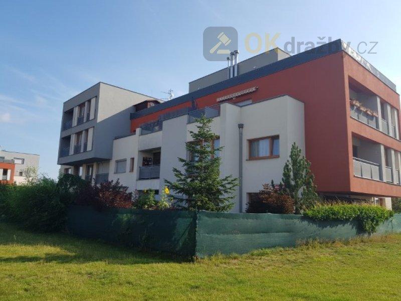 Dražba bytu Praha - Pitkovice