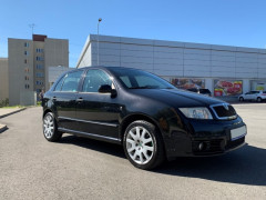 Dražba automobilu Škoda FABIA, 96 kW
