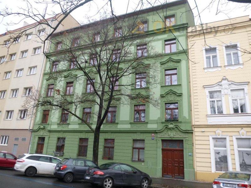 Dražba bytu 1+1 v Praze - Holešovice