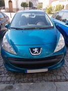 Dražba automobilu Peugeot 207