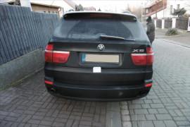 Dražba automobilu BMW X5 Xdrive, rok 2009