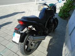 Dražba motocyklu YAMAHA BT 1100 BULLDOG
