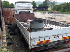 Dražba nákladního automobilu - Renault Mascott