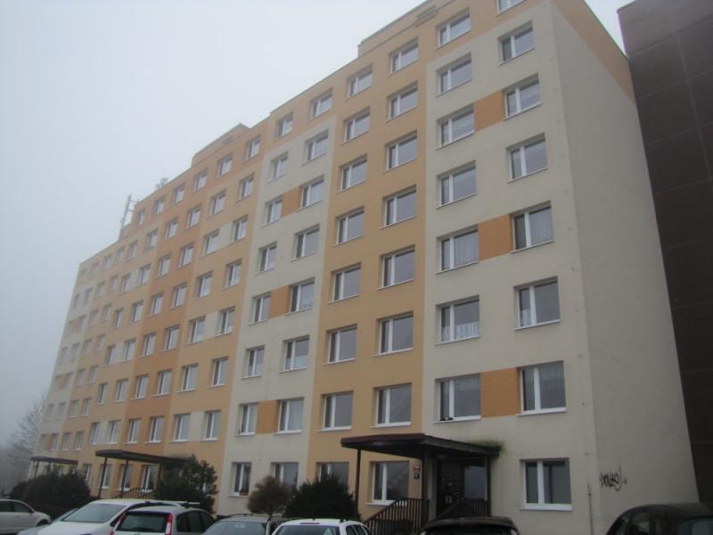 Dražba bytu 3+1 (podíl 1/2) v Praze - Krč