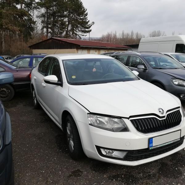 Dražba automobilu Škoda Octavia, rok 2016