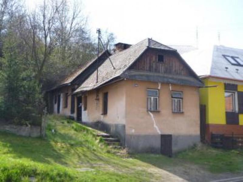 Dražba rodinného domu v obci Brumov-Bylnice