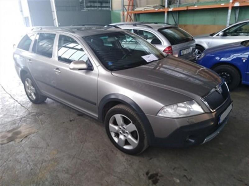 Dražba automobilu Škoda Octavia 2.0 TDI