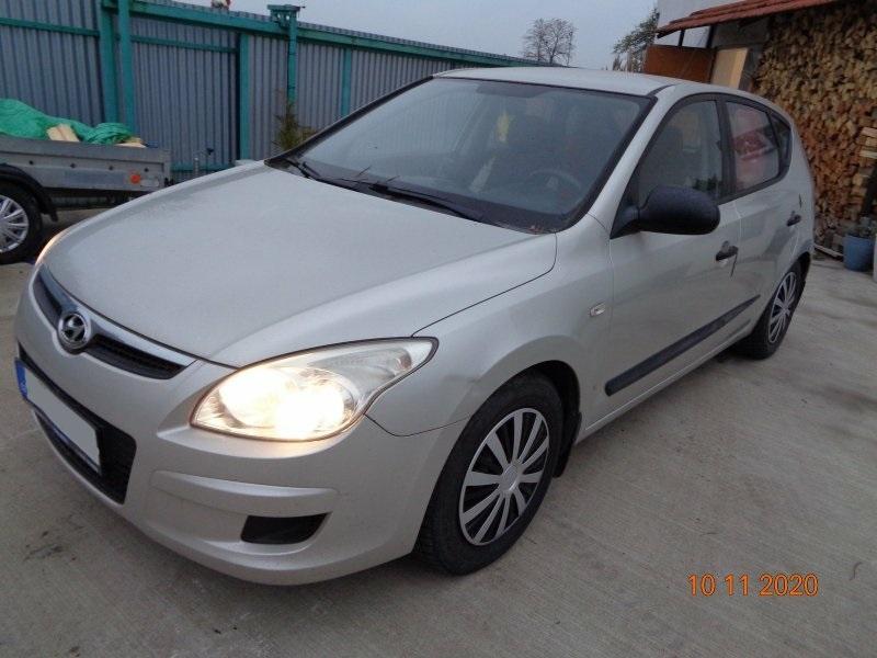 Dražba automobilu Hyundai i30