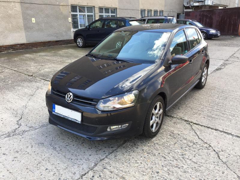 Dražba automobilu Volkswagen Polo