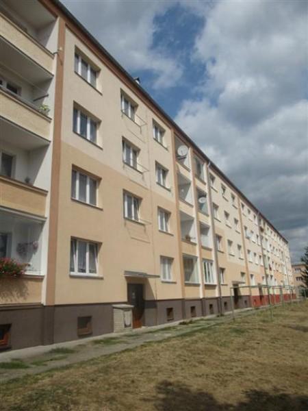 Dražba bytu 2+1 v Nové Roli, okres Karlovy Vary
