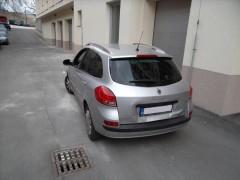 Dražba automobilu Renault Clio