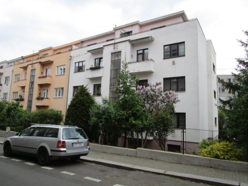 Dražba bytu 3+kk v Praze - Nusle