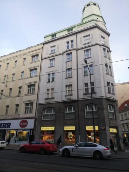 Dražba bytu 3+1 Praha - Nové Město