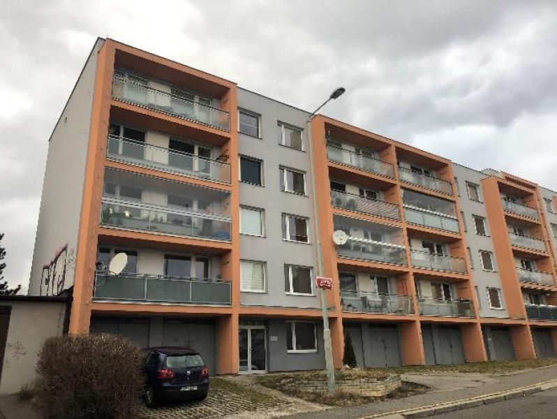Dražba majetkového práva - pozůstalost (byt Praha - Kobylisy)