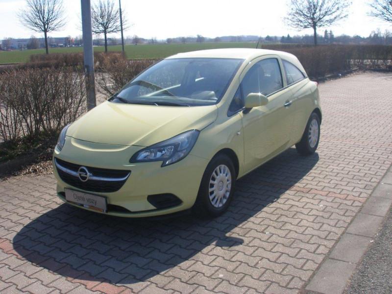 Aukce automobilu Opel Corsa, rok 2015