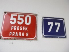 Dražba bytu 1+kk Praha - Prosek