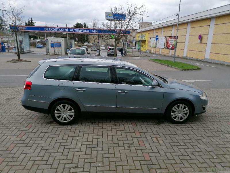 Dražba automobilu Volkswagen Passat Variant