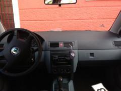 Dražba automobilu Škoda Fabia