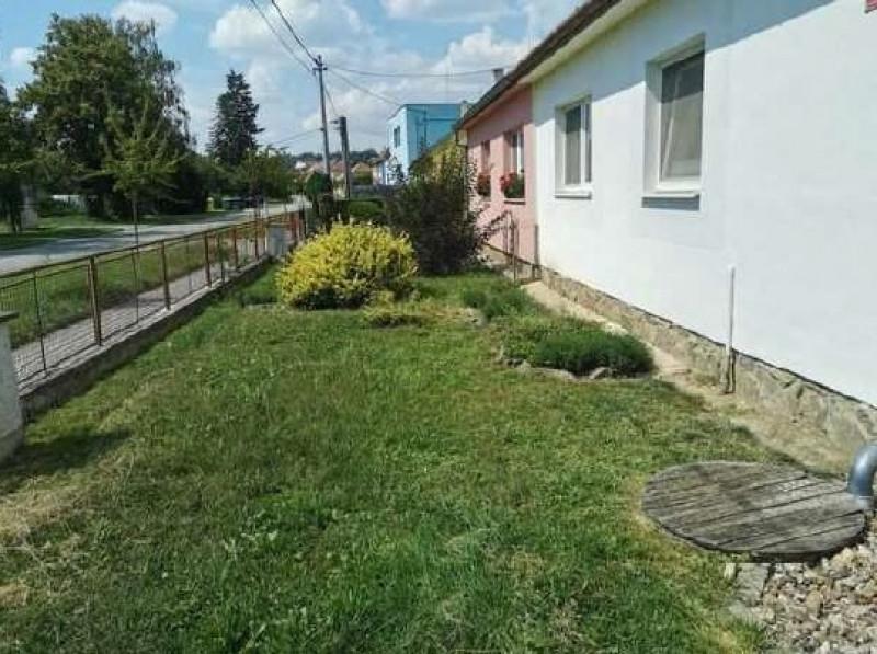 Dražba rodinného domu se zahradou Klobouky u Brna