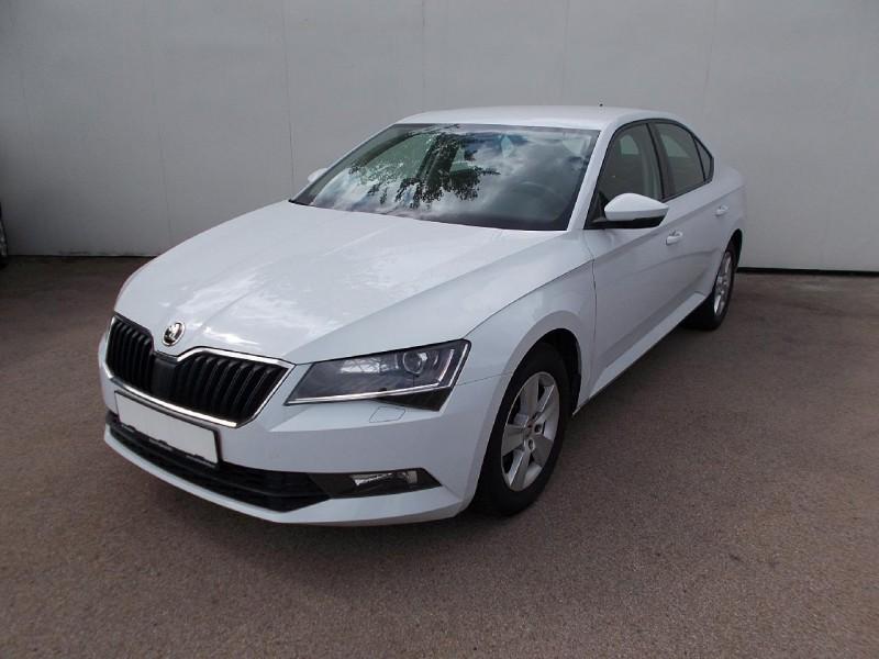 Dražba automobilu Škoda Superb III Active Plus 2.0TDI 110kW
