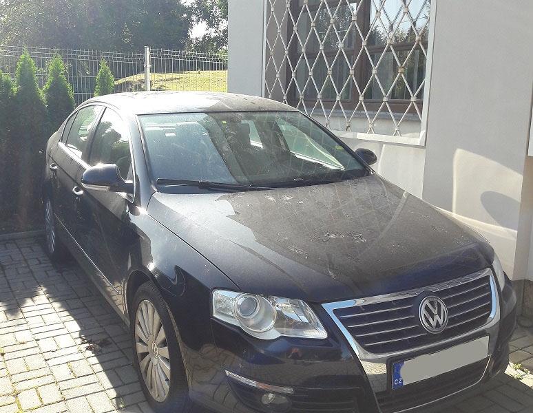 Dražba automobilu Volkswagen Passat