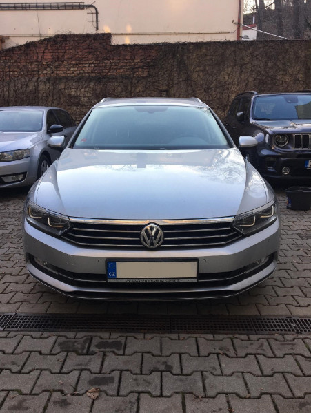 Aukce automobilu Volkswagen Passat Variant