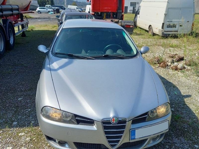 Dražba automobilu Alfa Romeo 156 1.9JTD
