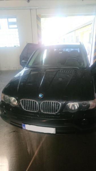 Dražba automobilu BMW X5 3.0D