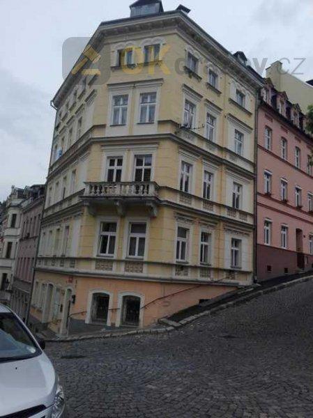 Dražba bytu 2+1 v Karlových Varech