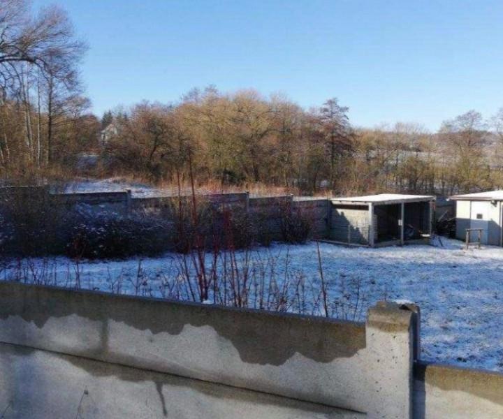 Pozemek o velikosti 124 m2, Horní Benešov