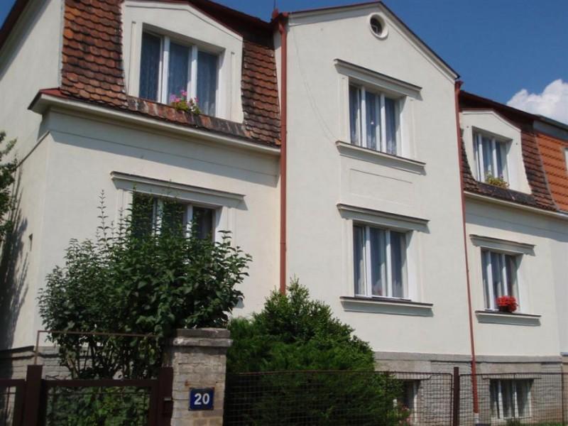Dražba rodinného domu Praha - Jinonice